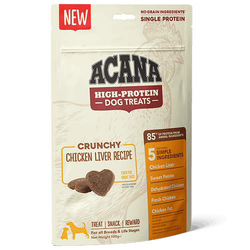 High Protein Dog Treats  5 simple ingredients Ideal as a snack, treat or reward. Sutiable for all dog breeds and lifestages