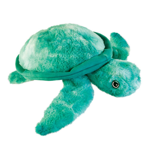 Squeaky, crinkly fun for all dogs and puppies with this KONG softseas turtle toy. Ideal for cuddling to. Great dog toy from KOng