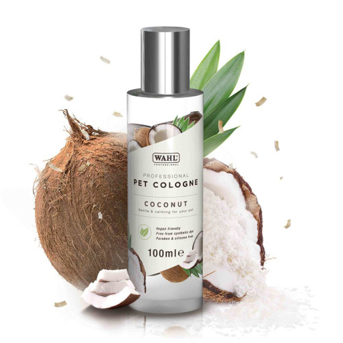 VERSATILE - Wahl pet spray is easy to apply, simply spritz after a shampoo and mist over your dog's fur (avoiding face, ears & under tail). Perfect for use between baths, for travel, after walks or simply to freshen up. It is suitable for all breeds