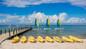 Iberostar Resort Cozumel day pass with kayaking