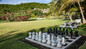 resort for a day lawn games grenada