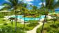 Aqua Kauai resort for a day pass
