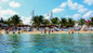 Playa Mia Beach Park all inclusive beach pass Cozumel includes roundtrip transfers