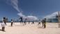 beach volleyball Grand Palladium resort pass