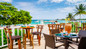 outdoor dining jamaica resort pass