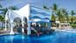 Hotel RIU Jalisco swim-up bar