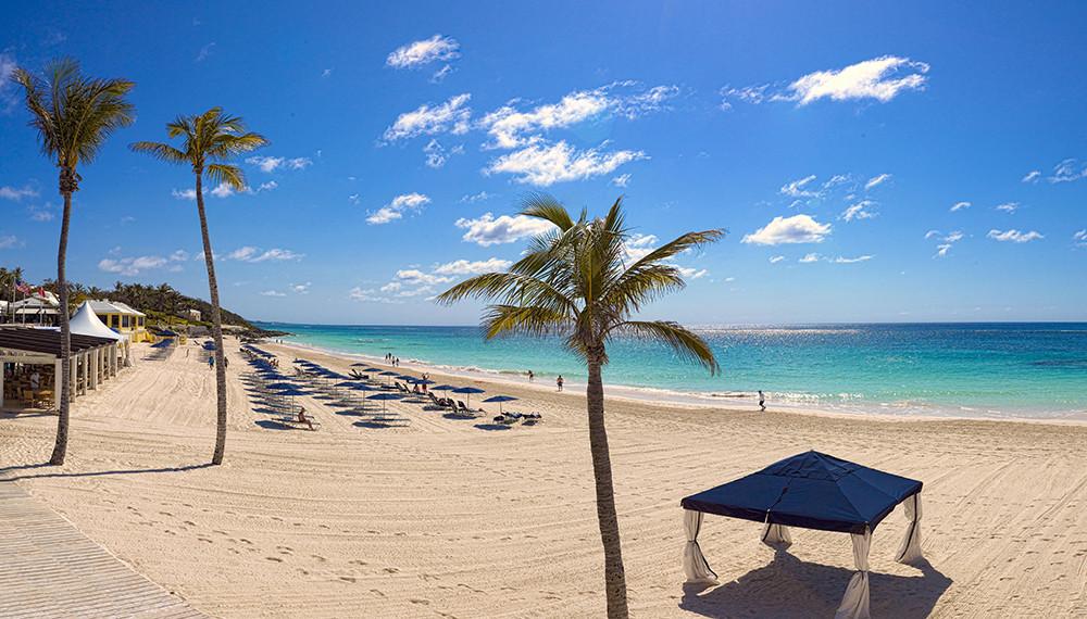 Resort Day Pass: Elbow Beach Resort Bermuda Beach Pass