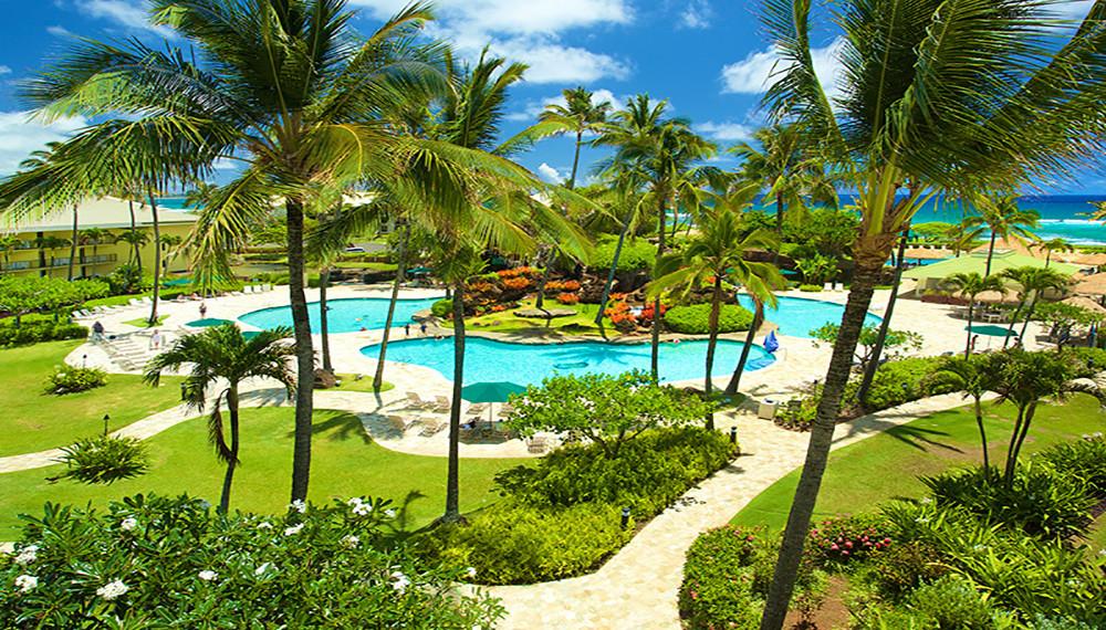 Kauai Beach Resort, Kauai, Hawaii