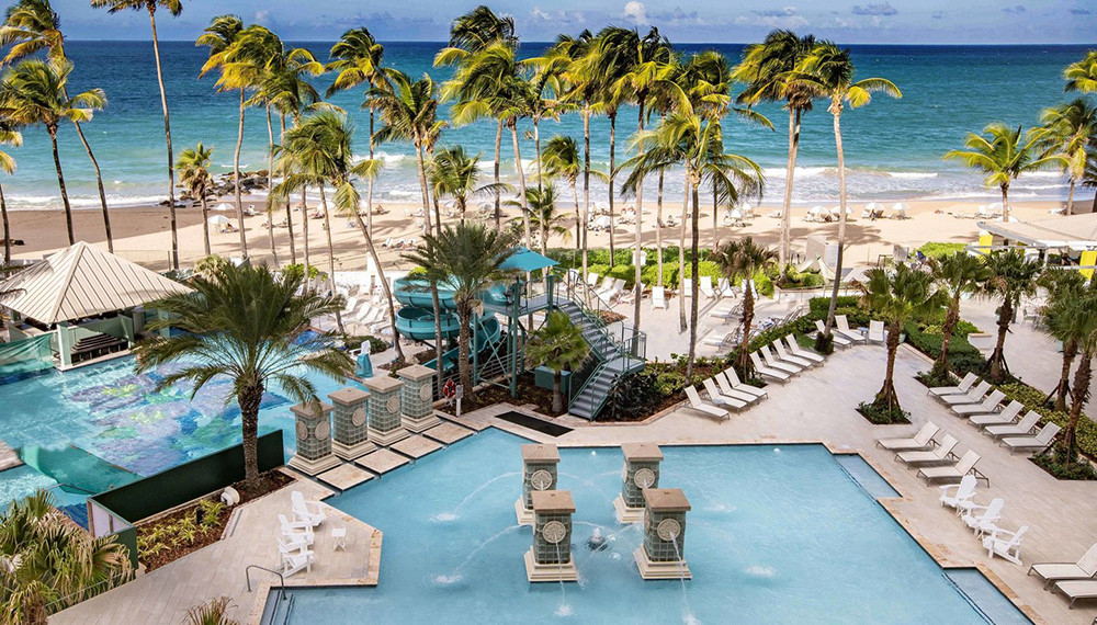 Marriott Resort & Stellaris Casino, San Juan