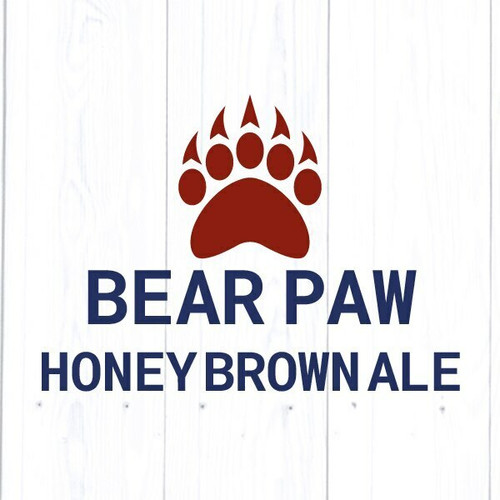Bear Paw Honey Brown Ale