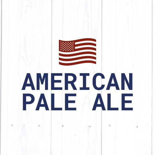 American Pale Ale - All Grain