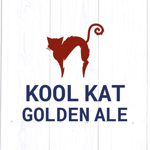 Kool Kat Golden Ale  - All Grain