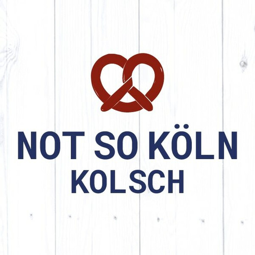Not So Koln Kolsch  - All Grain