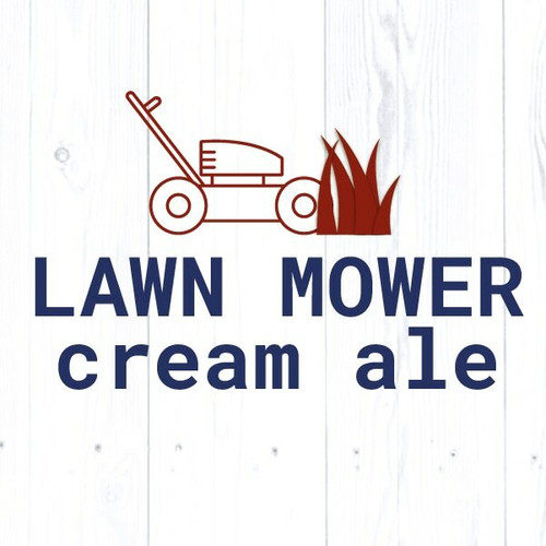 "Lawnmower ""Cream"" Ale - All Grain"