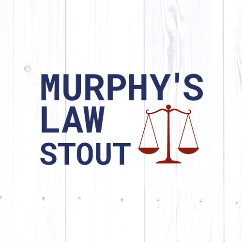 Murphy's Law Stout - All Grain