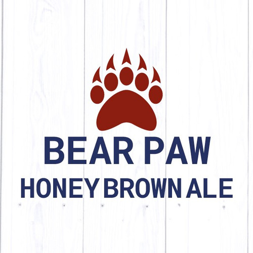 Bear Paw Honey Brown Ale  - All Grain