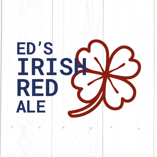 Ed's Irish Red Ale - All Grain