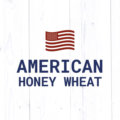 American Honey Wheat - All Grain