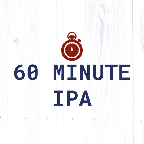 60 Minute IPA - All Grain