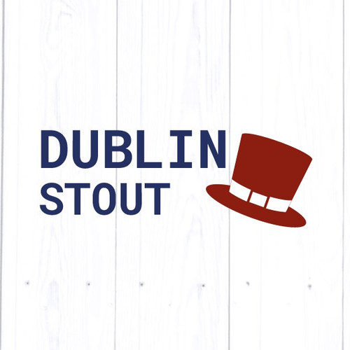 Dublin Dry Stout - All Grain