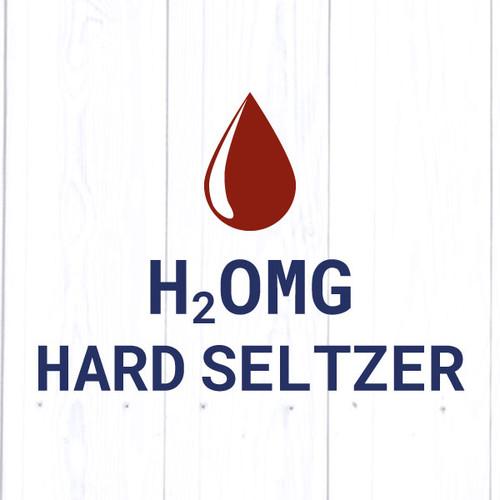 H2OMG - Hard Seltzer
