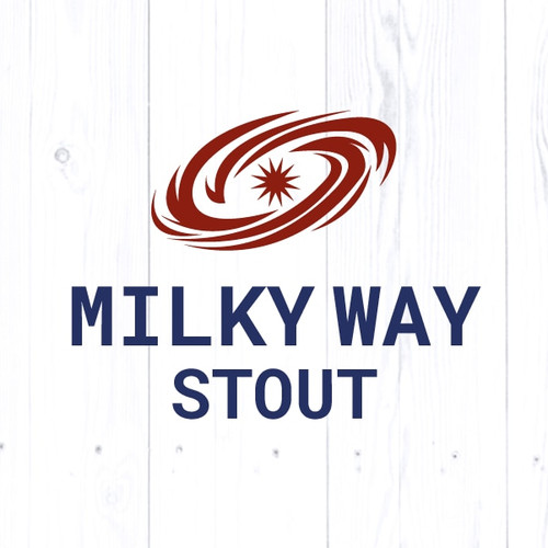 Milky Way Stout - All Grain