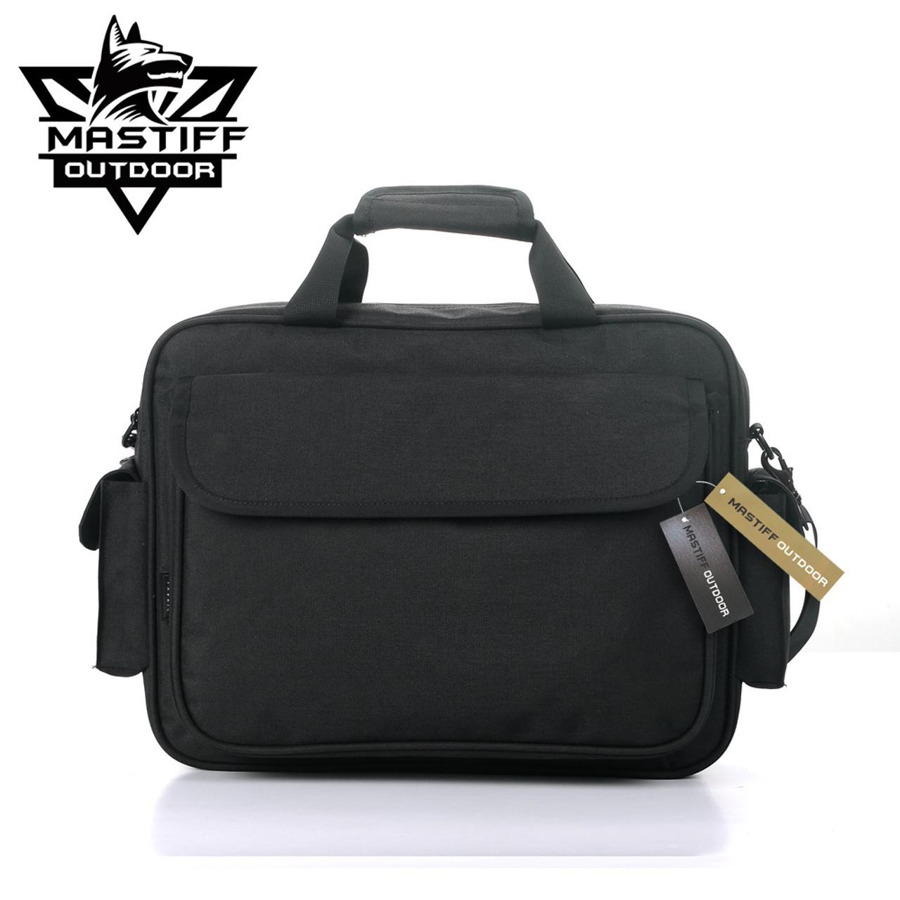 Mastiff Outdoor Tactical Briefcase Military Travel Gear Shoulder Laptop Bag  - Sword N Armory b1b0f34f78