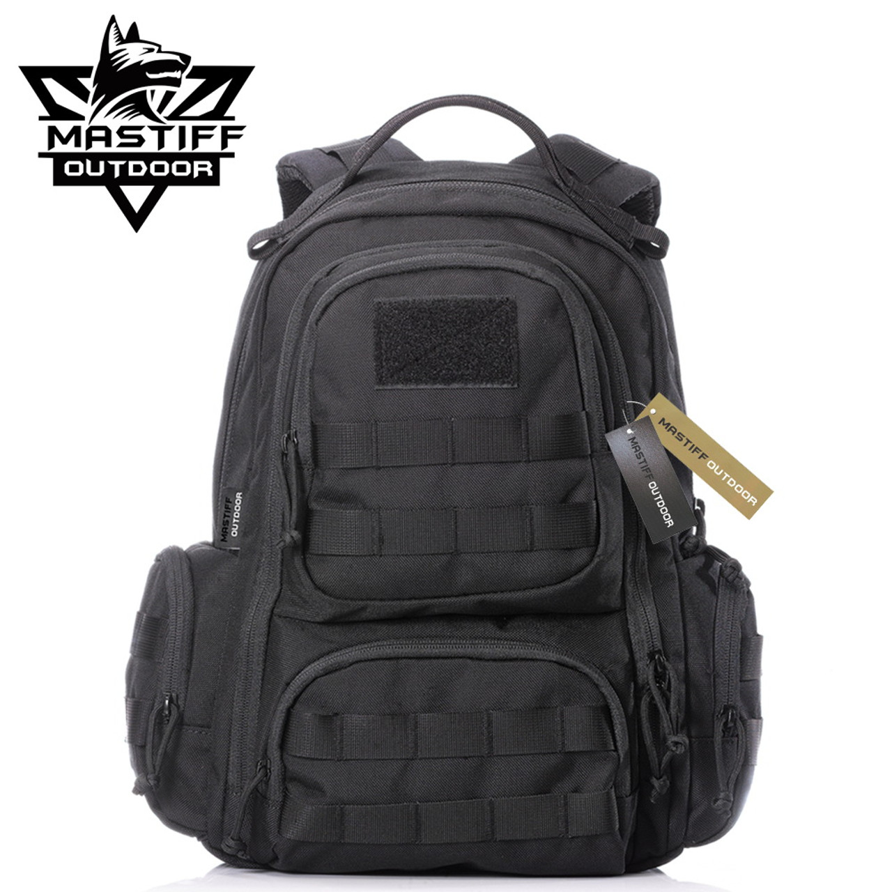 2a1d6f75d06 Mastiff Outdoor Tactical EDC Backpack 1000D Nylon MOLLE Military Gear  Dayruck - Sword N Armory