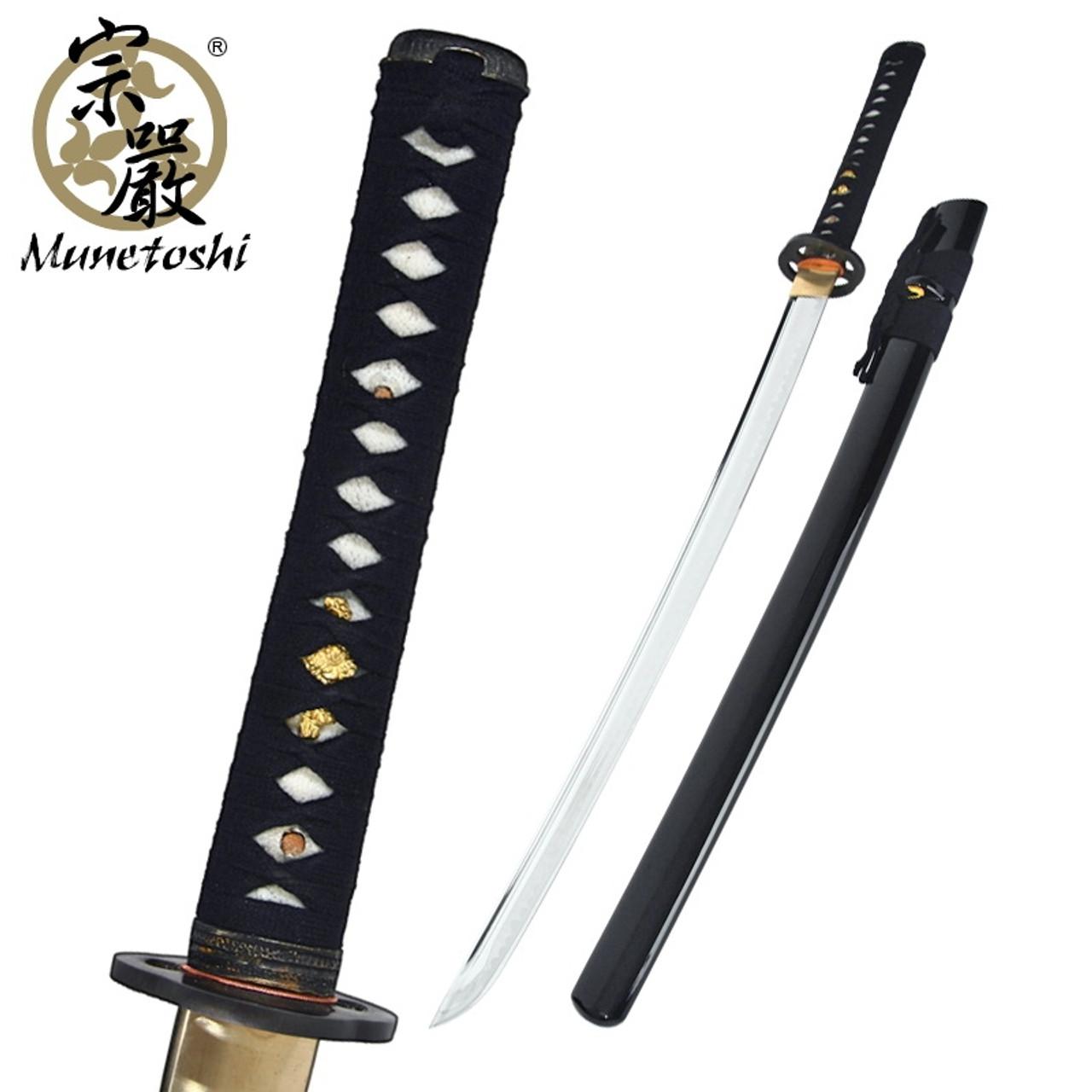 Junior Edition Katana Aluminum Iaito Practice Samurai Sword