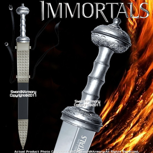 Officially Licensed Immortals Movie Theseus Battle Sword