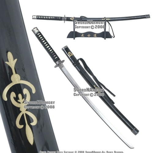 Hattori Hanzo Kill Bill Samurai Katana Sword Devil Bill 1