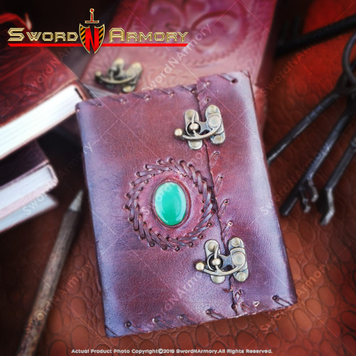 Medieval Renaissance Leather Journal