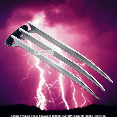 """11""""  Wolverine Claw Fantasy Dagger Unsharpened Edge"""