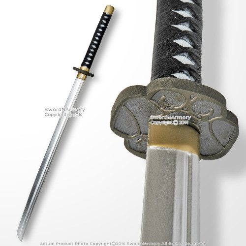 "SparkFoam 38"" Fantasy Anime Samurai Katana Foam Toy Sword Cosplay Costume LARP"