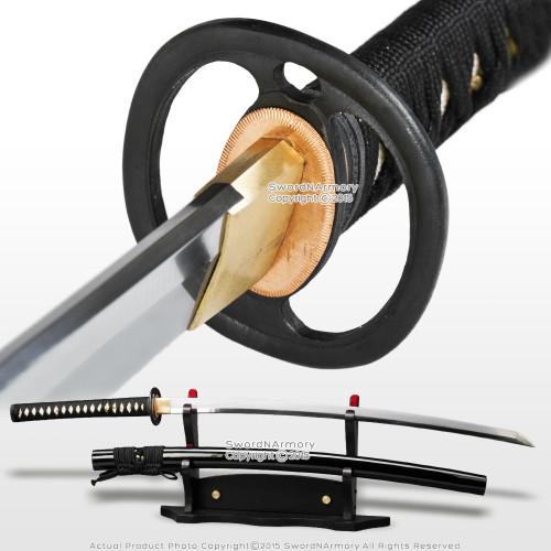 Ryujin Choji Hamon T10 Differential Harden Steel Handmade Samurai Katana Sword
