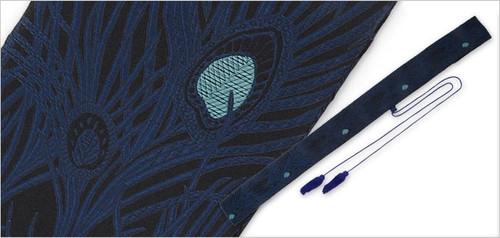 Japanese Sword Bag - Peacock Pattern by Paul Chen / CAS Hanwei