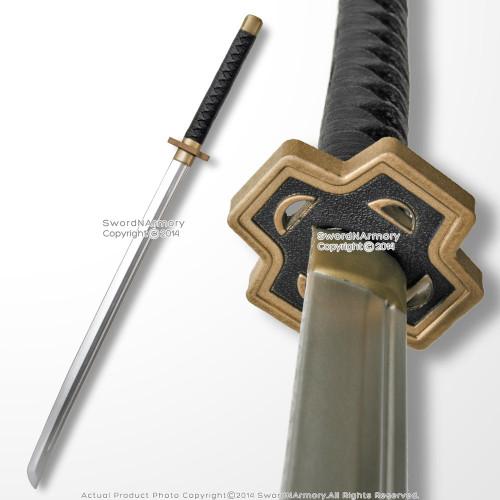 SparkFoam Fantasy Anime Foam Samurai Katana Toy Sword Chrome Blade Cosplay LARP