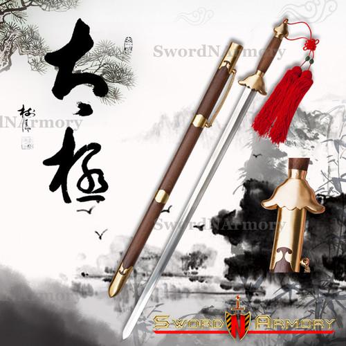 Chinese Tai Chi Sword
