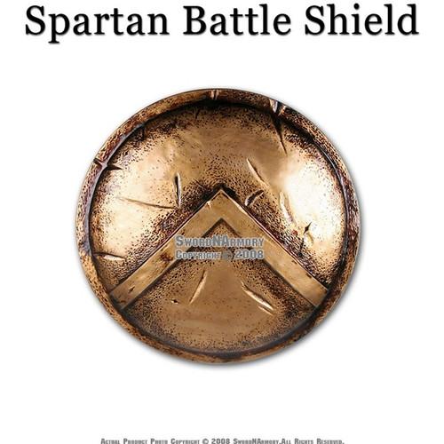 King Leonidas 300 Spartan Greek Replica Shield Pro