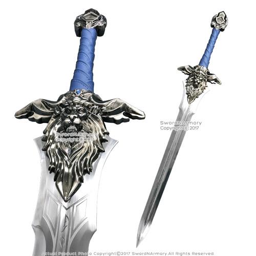 47'  Royal Guard Sword Alliance Lion Sigil Movie Prop Replica
