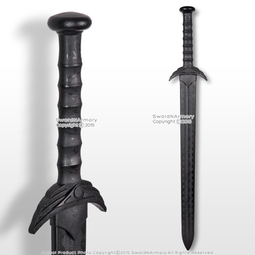 Medieval Two Handed Polypropylene Western Martial Art Training Sword HEMA WMA