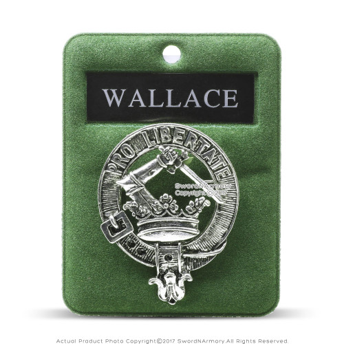 14 Names Available Clan Scottish Creat Badge Brooch Pin