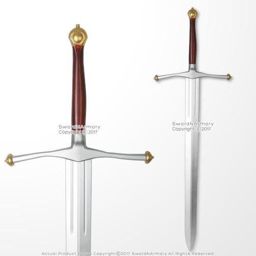 "55.5"" Games Of Thrones Officially Licensed Ice Sword Eddard Stark HBO Box LARP"