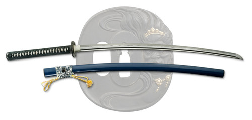 "43"" Dragon King Savior Katana Clay Tempered T10 HRC60 Sword"