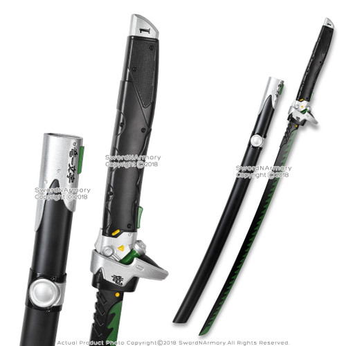 Genji Dragonblade Katana Sword with original skin