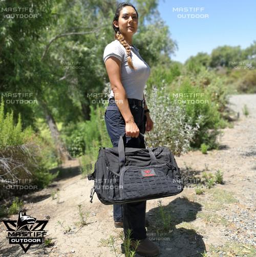 Tactical Duffel Bag, gym bag