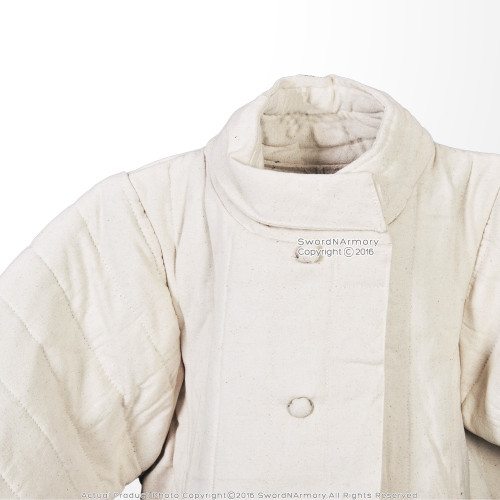 All Sizes Fencing Jacket Padded Armor Swords Arming Coat Clothes