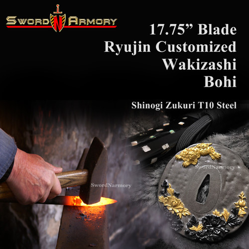 Customized Wakizashi