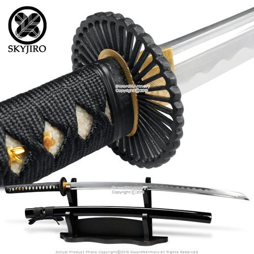 Skyjiro TJ2 Hand Forged Katana Sword