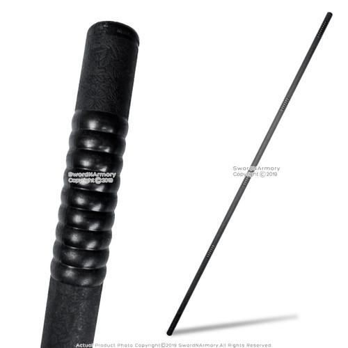 "72"" Polypropylene Thermoplastic Bo Staff Training Stick Martial Arts Kung Fu"